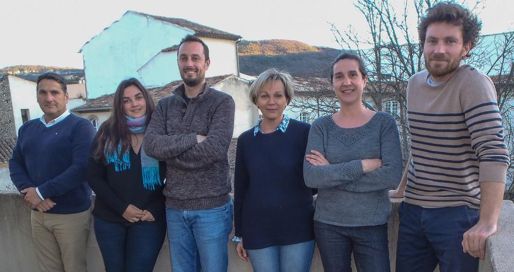 l'équipe technique du SIRCC